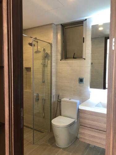 Phòng tắm Phú Mỹ Hưng Midtown Căn hộ Phú Mỹ Hưng Midtown hướng Đông Nam, đầy đủ nội thất.