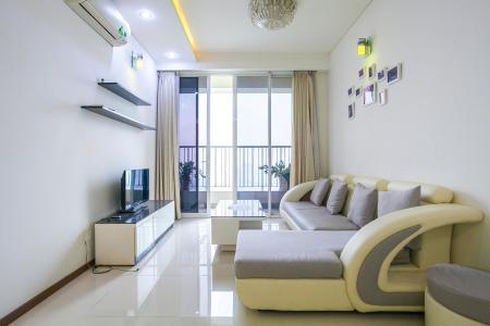 Căn hộ Thảo Điền Pearl 2 phòng ngủ tầng cao tháp B nội thất đầy đủ