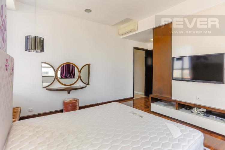 Phòng Ngủ 1 Căn hộ Sunrise City 3 phòng ngủ tầng cao V5 đầy đủ nội thất