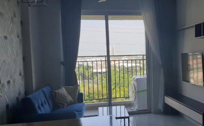 Cho thuê căn hộ Sunrise Riverside view thành phố, nội thất đầy đủ.