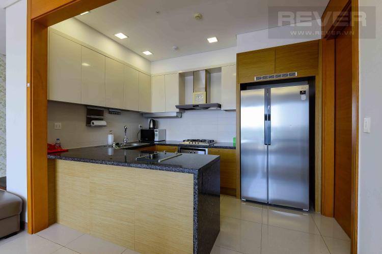 Bếp Cho thuê căn hộ Xi Riverview Palace tầng trung 3 phòng ngủ, đầy đủ nội thất, view sông mát mẻ