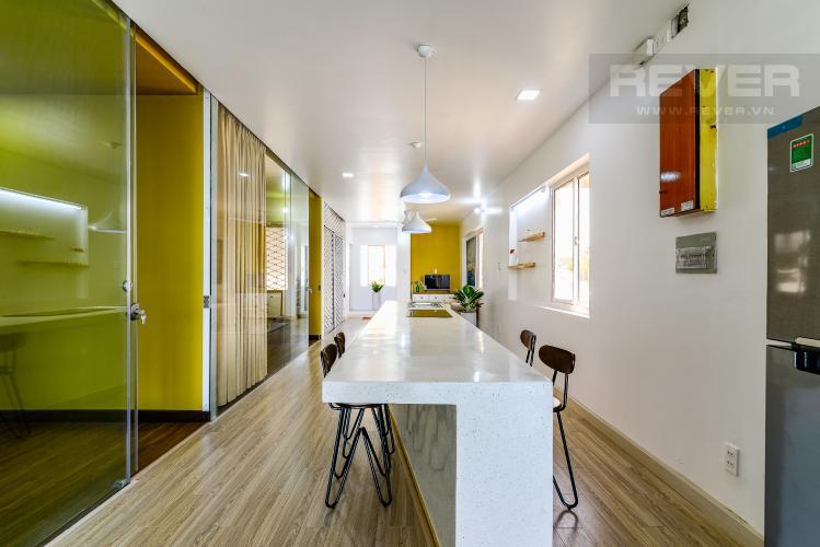 Nhà Bếp Nhà phố đường Võ Văn Tần, Quận 3, 2 phòng ngủ, hướng nhà Đông Bắc, view đẹp