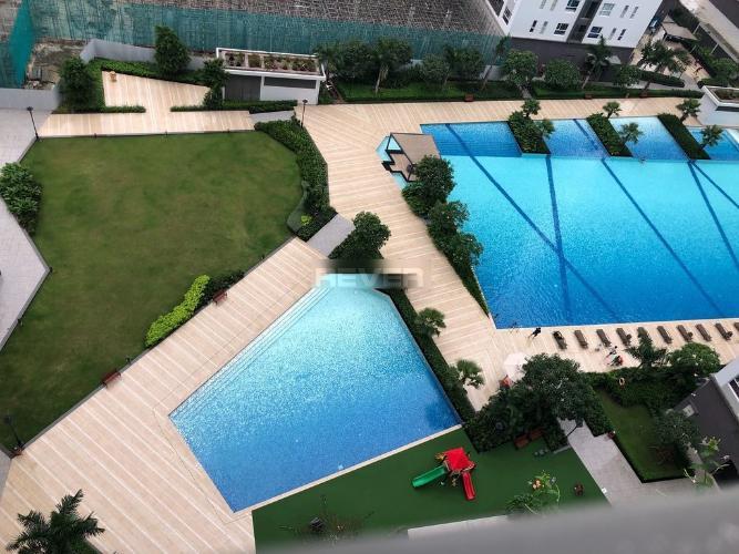 Tiện ích căn hộ Sunrise Riverside, Nhà Bè Căn hộ Sunrise Riverside hướng Đông view thành phố và nội khu hồ bơi.