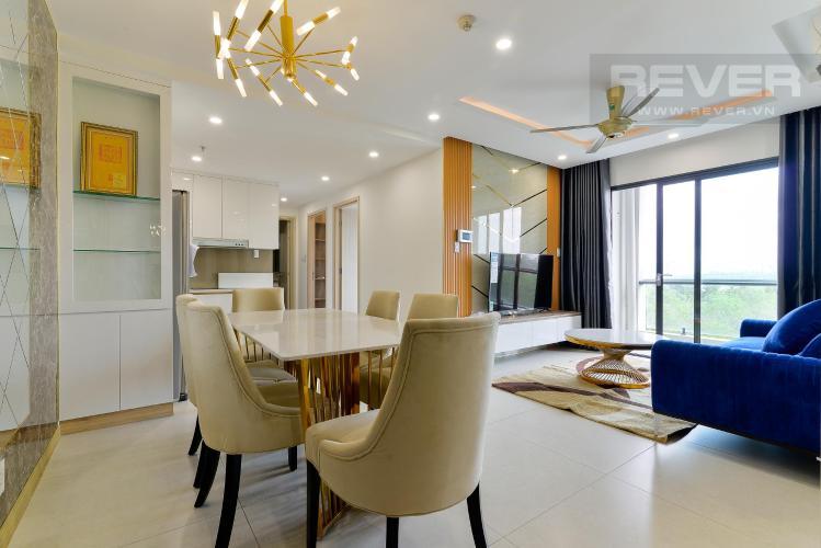 Bán hoặc cho thuê căn hộ 3 phòng ngủ New City Thủ Thiêm, tháp Bali, đầy đủ nội thất, view đại lộ Mai Chí Thọ