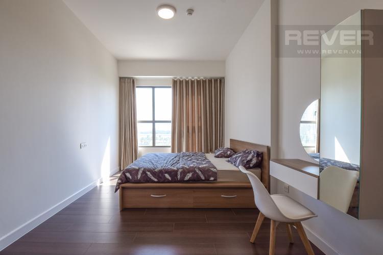 Phòng Ngủ 1 Bán căn hộ The Sun Avenue 2 phòng ngủ, nội thất cơ bản, view sông