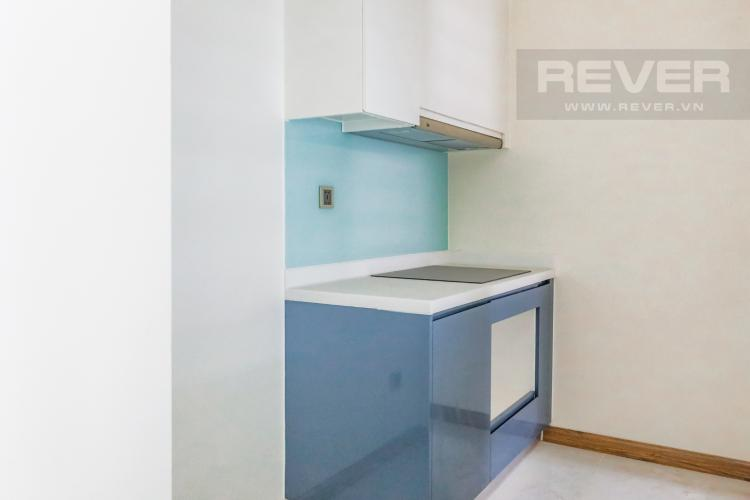 Phòng Bếp Căn hộ Vinhomes Central Park 2 phòng ngủ tầng cao P5 view sông