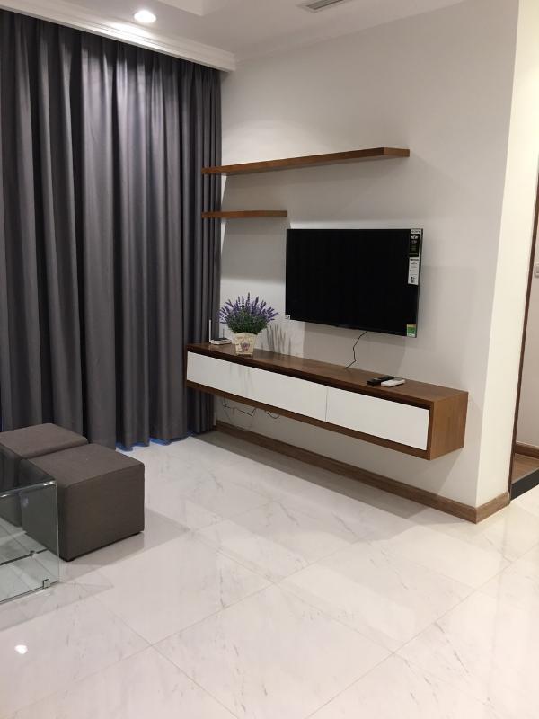 16 Cho thuê căn hộ Vinhomes Central Park 2PN, diện tích 84m2, đầy đủ nội thất, view thành phố