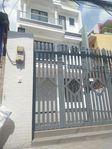 Trực diện nhà phố quận 7 Bán nhà phố 2 tầng, đường hẻm Chuyên Dùng Chính, phường Phú Mỹ, quận 7, diện tích đất 60.6m2, diện tích sàn 191.6m2, sổ hồng đầy đủ