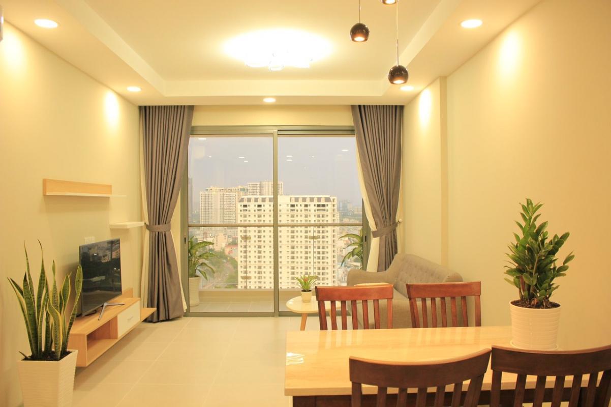 45d692d0372ad174883b Bán căn hộ The Gold View 2PN, tháp A, diện tích 80m2, đầy đủ nội thất, view thành phố