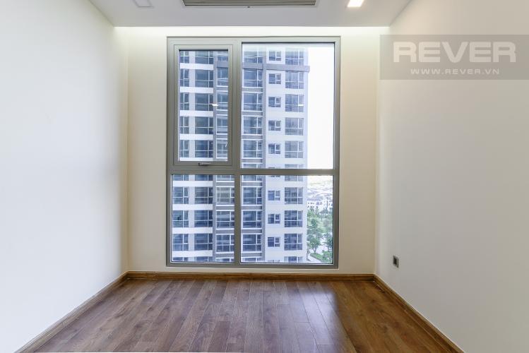 Phòng Ngủ 2 Căn hộ Vinhomes Central Park tầng trung Park 3 view trực diện sông