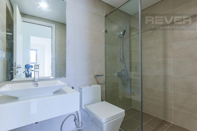 Phòng Tắm 2 Căn hộ Masteri Millennium tầng cao, 2 phòng ngủ, view sông Bến Vân Đồn