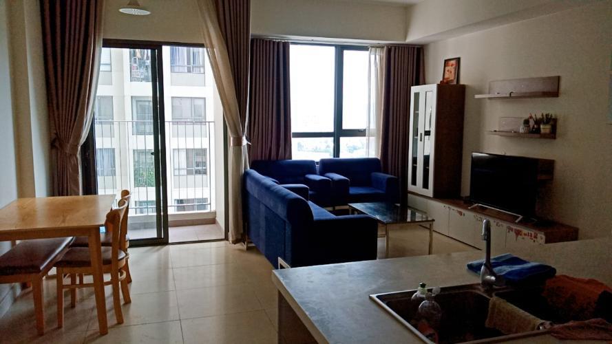 phòng khách căn hộ Masteri Thảo Điền Căn hộ đầy đủ nội thất Masteri Thảo Điền view sông.