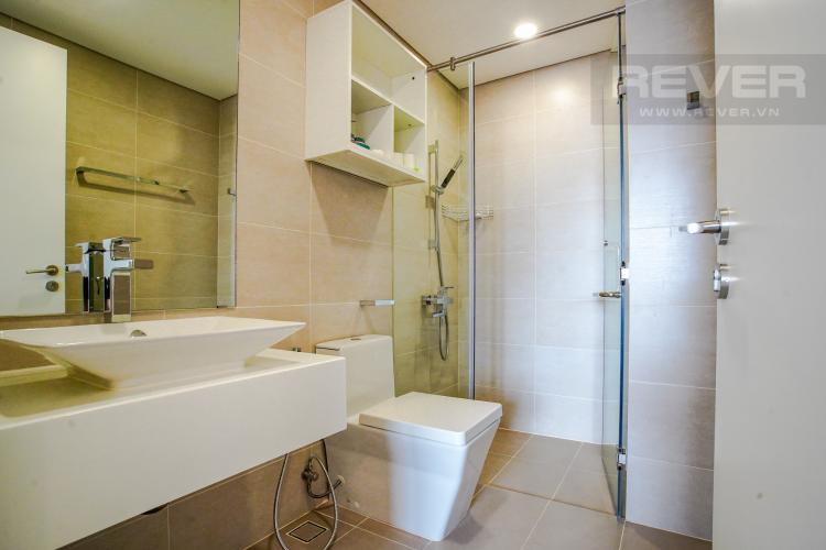 Phòng Tắm Cho thuê căn hộ Masteri Millennium 2PN, block A, đầy đủ nội thất, view sông, Bitexco và Landmark 81