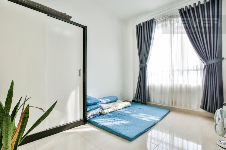 Phòng Ngủ 1 Căn góc The CBD Premium Home 3 phòng ngủ tầng trung tháp Happy