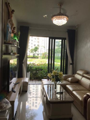 Căn hộ Celadon City cửa chính hướng Đông, nội thất cơ bản.