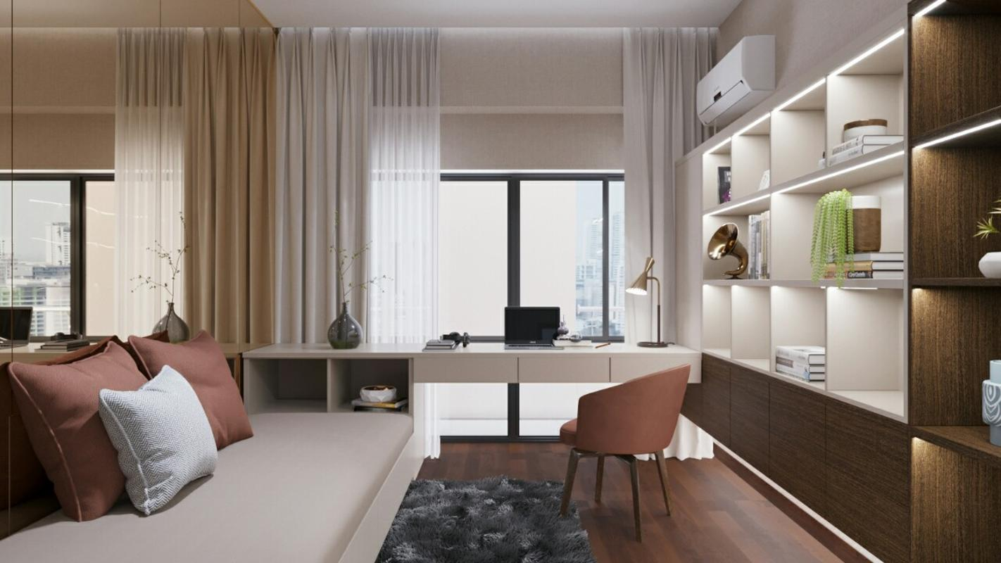 8617bcb78270642e3d61 Cho thuê căn penthouse Centana Thủ Thiêm 3PN 3WC, diện tích 181m2, đầy đủ nội thất cao cấp