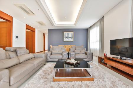 Căn góc 3 phòng ngủ Xi Riverview Quận 2 thiết kế đẹp, sang trọng