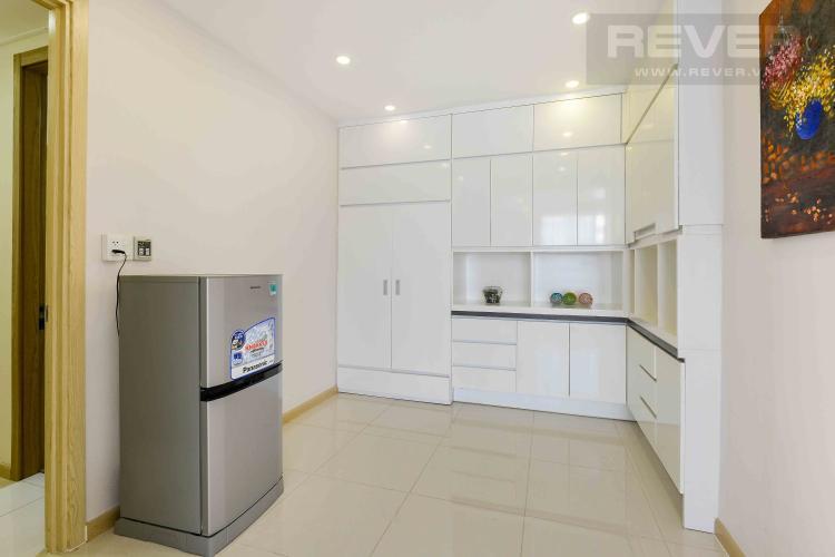 Bếp Căn hộ Cantavil Premier tầng cao, 4PN đầy đủ nội thất