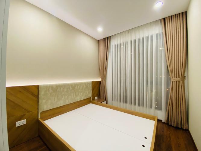 Phòng ngủ căn hộ One Verandah, Quận 2 Căn hộ One Verandah đầy đủ nội thất hoàn thiện, view thoáng mát.
