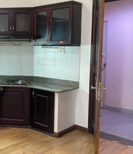 Phòng bếp căn hộ Copac Square, Quận 4 Căn hộ Copac Square hướng Tây Bắc view thành phố sầm uất, nhộn nhịp.