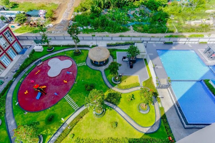 View A Căn hộ The Park Residence 2 phòng ngủ tầng cao B3 view nội khu