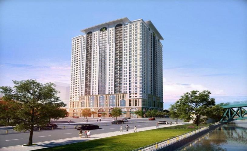 Saigon Royal, Quận 4 Căn hộ Saigon Royal tầng cao, view Bitexco.
