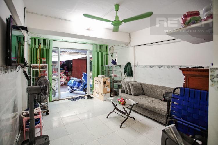 Bán căn hộ tầng trệt Chung cư Ngô Gia Tự 2PN, diện tích 35m2, nội thất cơ bản, cách vòng xoay Lý Thái Tổ 500m