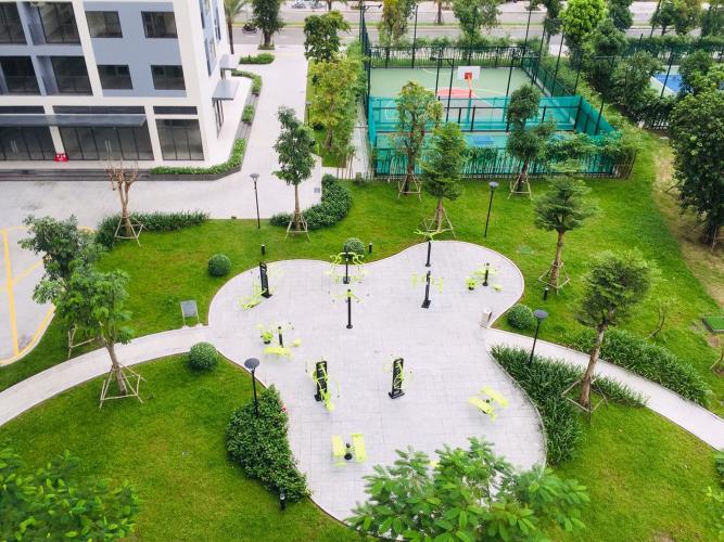 Tiện ích Vinhomes Grand Park Quận 9 Căn hộ Studio tầng thấp Vinhomes Grand Park view nội khu
