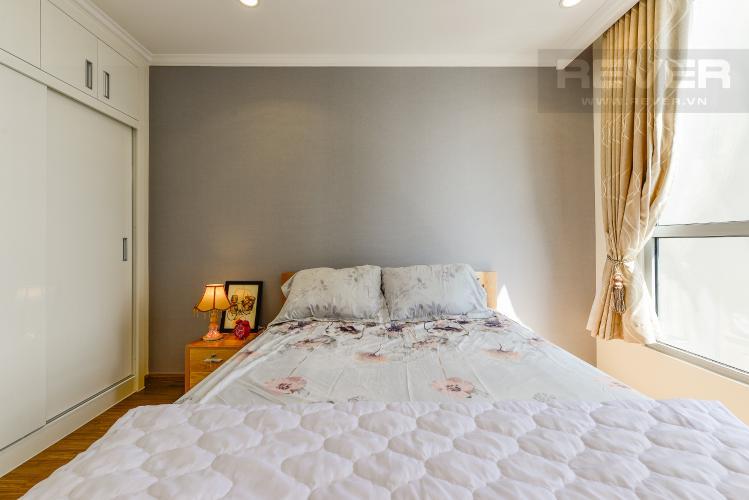 phòng ngủ 2 Căn hộ Vinhomes Central Park tầng trung L3 vừa hoàn thiện, full nội thất