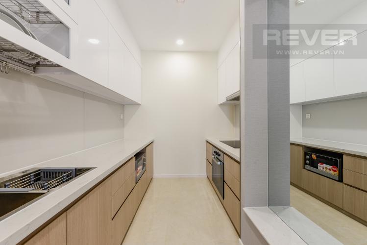 Bếp Cho thuê căn hộ Masteri Millennium tầng cao 2PN đầy đủ nội thất view đẹp