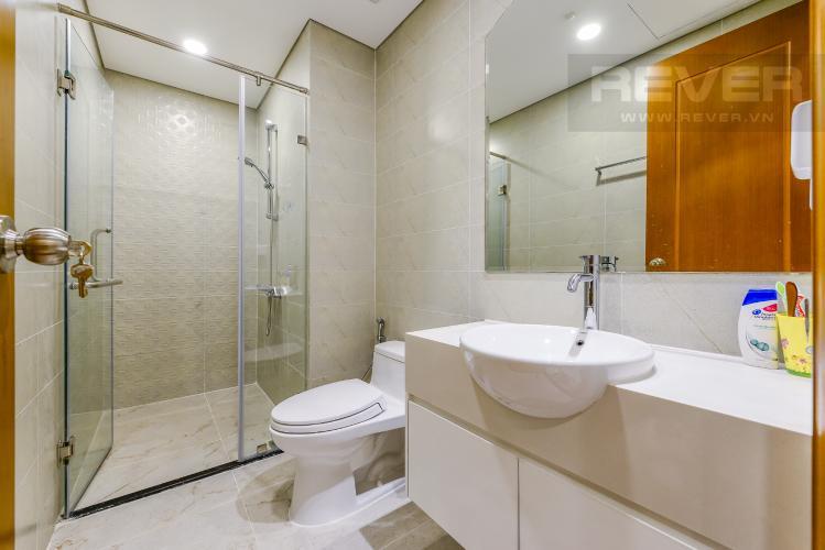 Phòng tắm Căn hộ Vinhomes Central Park tầng trung, tháp Landmark 6, 1PN đầy đủ nội thất