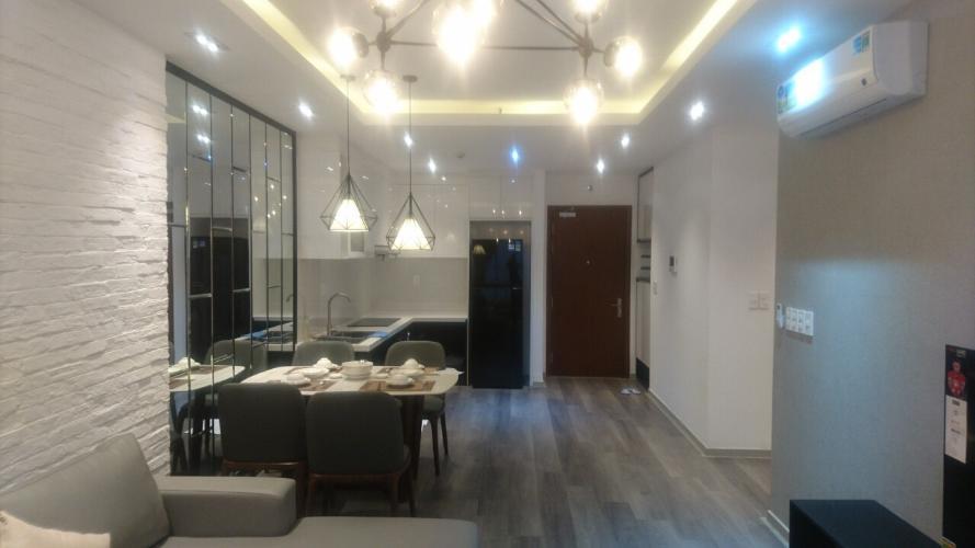 2.jpg Cho thuê căn hộ The Gold View 2PN, tháp A, đầy đủ nội thất, hướng Đông Nam