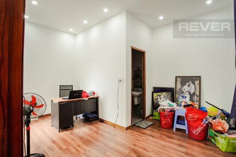 Phòng Làm Việc Tầng 3 Cho thuê nhà phố 3 tầng đường Thạnh Mỹ Lợi, Q2, đầy đủ nội thất, sổ đỏ chính chủ
