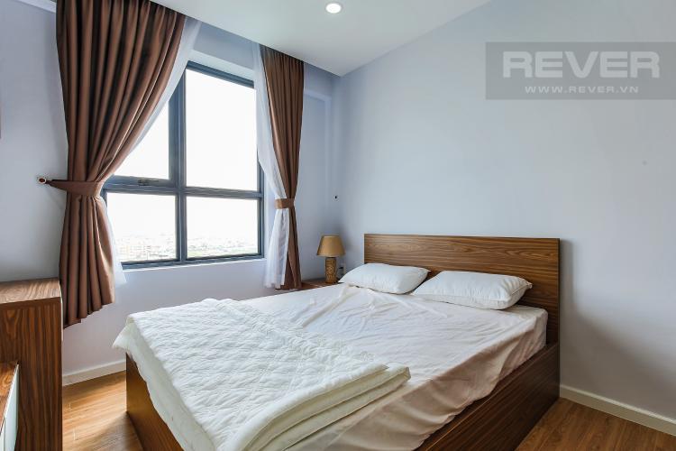 Phòng Ngủ 2 Căn hộ M-One Nam Sài Gòn 3 phòng ngủ tầng trung T1 nội thất đầy đủ