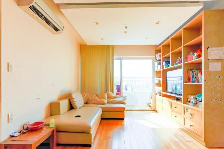 Căn hộ Sunrise City 3 phòng ngủ tầng cao W1 view toàn cảnh