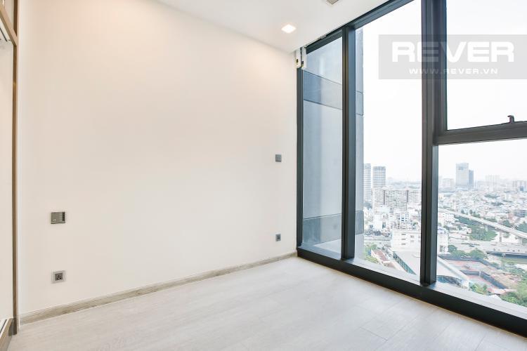 Phòng Ngủ Officetel Vinhomes Golden River 1 phòng ngủ tầng cao A2 hướng Đông Bắc