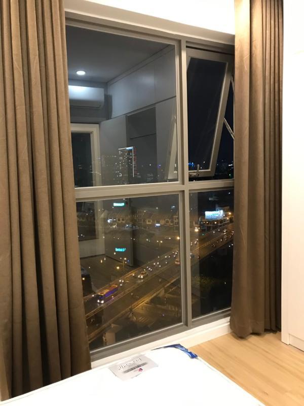 5 Bán căn hộ Masteri Millennium 2PN, block B, diện tích 78m2, đầy đủ nội thất, view thành phố