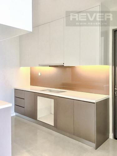 Phòng Bếp Căn hộ Masteri Millennium 2PN tầng cao, view đẹp, nội thất đầy đủ