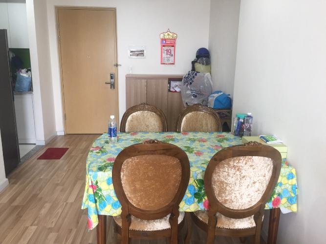 Phòng ăn City Gate, Quận 8 Căn hộ City Gate tầng trung đón gió, đầy đủ nội thất.