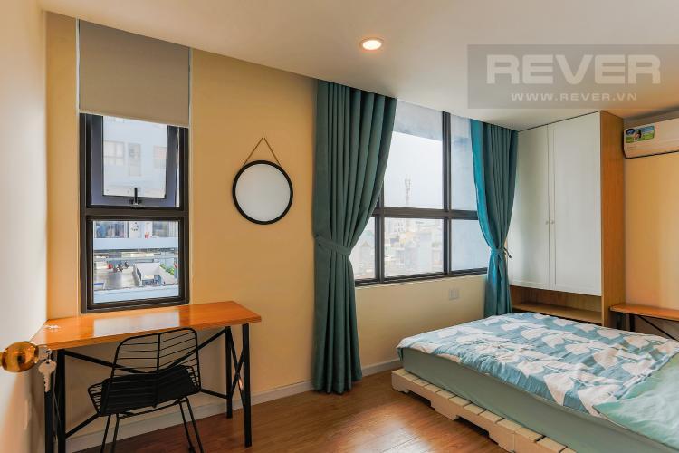 Phòng Ngủ 1 Căn hộ M-One Nam Sài Gòn 2 phòng ngủ tầng thấp T2 hướng Bắc