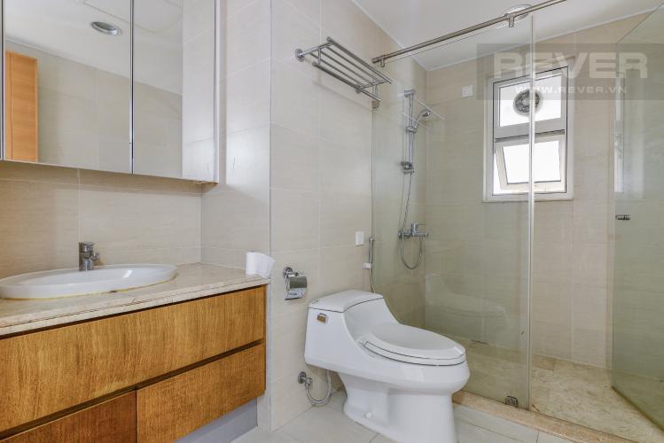 Phòng Tắm 2 Căn hộ Sài Gòn Pearl 3 phòng ngủ tầng cao Saphire nội thất đầy đủ