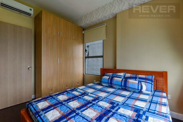 Phòng Ngủ 1 Cho thuê căn hộ The Sun Avenue 3PN tầng cao Block 1 sở hữu view đẹp, diện tích 90m2, nội thất đầy đủ