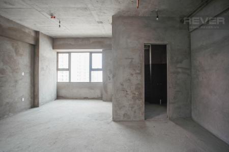 Bán căn hộ Saigon South Residence 3 phòng ngủ, diện tích 100m2, bàn giao thô, view nội khu