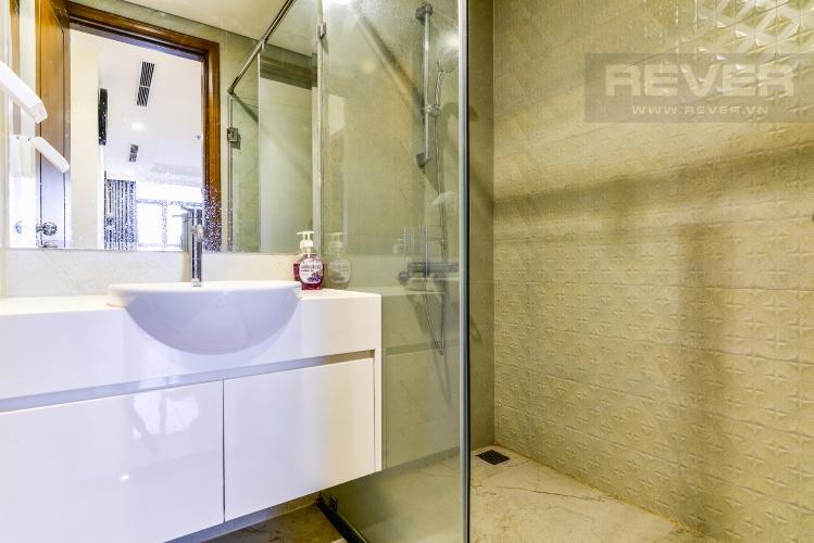 Phòng Tắm Căn hộ Vinhomes Central Park 3 phòng ngủ tầng thấp L3 nội thất đầy đủ