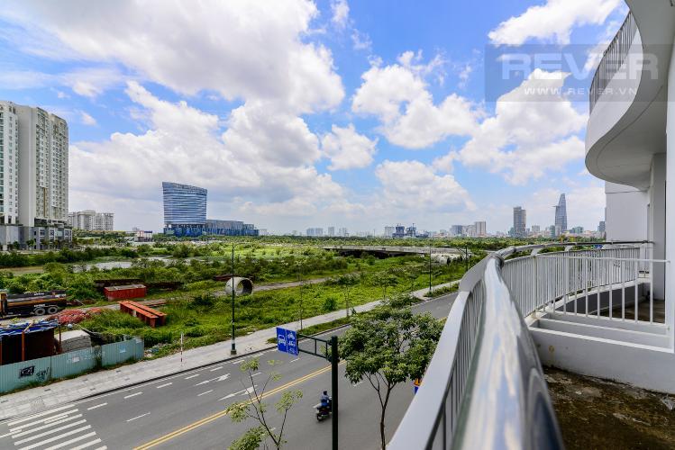 View Cho thuê căn hộ Thủ Thiêm Lakeview, 2PN và 2WC, diện tích 120m2
