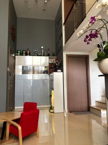 căn hộ La Astoria 1 quận 2 Căn hộ tầng trung La Astoria nội thất cơ bản, ban công hướng Đông.