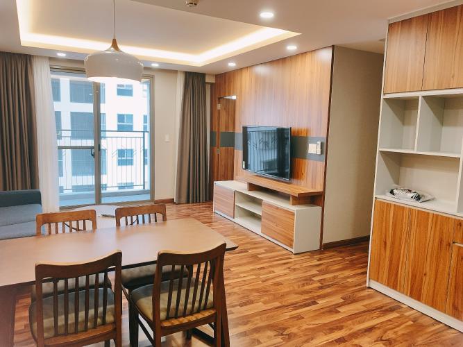 Căn hộ Saigon South Residence tầng 12A, nội thất đầy đủ hiện đại
