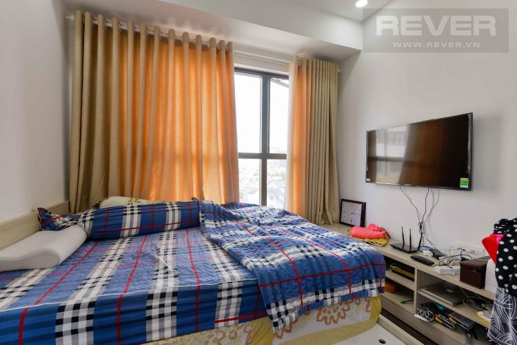 Phòng Ngủ 2 Bán hoặc cho thuê căn hộ The Sun Avenue 3PN, đầy đủ nội thất, hướng Tây Nam thịnh vượng
