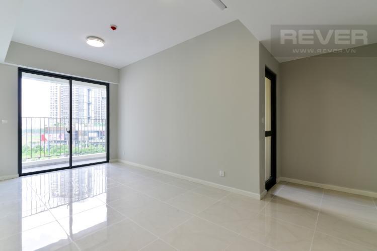 Phòng Khách Bán căn hộ Masteri An Phú 2PN, tầng thấp, tháp A, hướng Đông đón gió