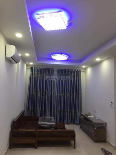 Phòng khách căn hộ Moonlight Boulevard, Bình Tân Căn hộ Moonlight Boulevard bàn giao đầy đủ nội thất tiện nghi.